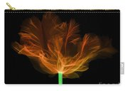 Tulips, X-ray Carry-all Pouch