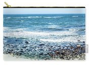 Usa California Pacific Ocean Coast Shoreline Carry-all Pouch