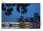 Vancouver Skyline Canada Carry-all Pouch