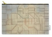 Variations Progressive Motif Carry-all Pouch