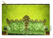Victorian Sofa In Retro Room Carry-all Pouch