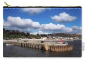 View From The Cobb - Lyme Regis Carry-all Pouch