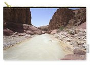 Wadi Zered Western Jordan Carry-all Pouch