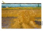 Wheat Field Carry-all Pouch