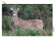 White Tailed Deer Calverton New York Carry-all Pouch