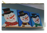 3 Wise Men Carry-all Pouch
