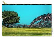 Pepperdine Flag Salute Carry-all Pouch