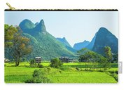 Rural Scenery In Summer Carry-all Pouch