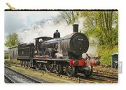 Steam Train At Rest. Carry-all Pouch