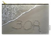 30a Beach Carry-all Pouch by Megan Cohen