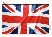 British Flag 6 Carry-all Pouch