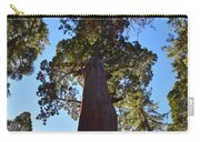 Giant Sequoia Trees Carry-all Pouch