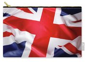 British Flag 7 Carry-all Pouch