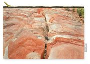 Colorful Sandstone In Valley Of Fire Carry-all Pouch