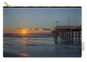32nd Street Pier Avalon Nj - Sunrise Carry-all Pouch