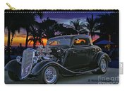 33 Ford On The Mexico Beach Carry-all Pouch