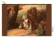 Walton Henry A Country Maid Henry Walton Carry-all Pouch