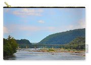340 Bridge Harpers Ferry Carry-all Pouch by Bill Cannon