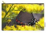 3454 - Butterfly Carry-all Pouch