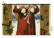 American Christmas Card Carry-all Pouch