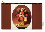 bs-flo- James Henry Wright- Flower Still Life James Henry Wright Carry-all Pouch