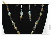 3509 Amber Striped Onyx Set Carry-all Pouch