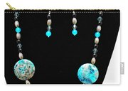 3517 Crazy Lace Agate Set Carry-all Pouch