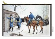 35424 Frederick Remington Carry-all Pouch