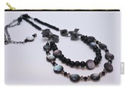 3587 Fun Gunmetal Necklace  Carry-all Pouch