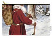 American Christmas Card Carry-all Pouch by Granger