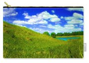 Pictures Of Oil Paintings Landscape Carry-all Pouch