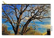 365 012716 Ancient Valley Oak And Parking Carry-all Pouch