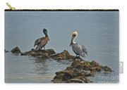 37-  Pelicans Carry-all Pouch