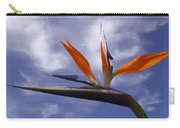 Australia - Bird Of Paradise On Blue Carry-all Pouch