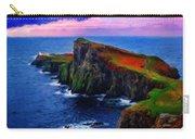 Original Landscape Paintings Carry-all Pouch