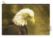 Bald Eagle 3 Carry-all Pouch