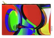3d-curiosity Of Science Carry-all Pouch