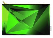 3d-greenpyramids Carry-all Pouch