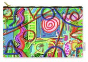 3d Jazz Carry-all Pouch