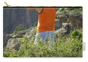 3d10302-dc Ed Cooper On The Hunt Carry-all Pouch