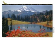 3m4824 Tipsoo Lake And Mt. Rainier H Carry-all Pouch