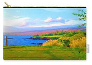 3rd Across The Bay At Mauna Kea Carry-all Pouch