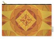 3rd Mandala - Solar Plexus Chakra Carry-all Pouch