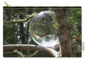 4-22-16--8699 Don't Drop The Crystal Ball, Crystal Ball Photography  Carry-all Pouch