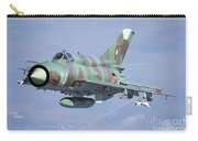 A Bulgarian Air Force Mig-21bis Armed Carry-all Pouch