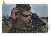A U.s. Air Force Combat Controller Carry-all Pouch