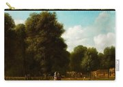 A View Of The The Haarlemmerhout Carry-all Pouch
