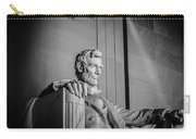 Abraham Lincoln Memorial In Washington Dc Usa Carry-all Pouch