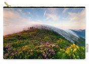 Acrylic Landscape Carry-all Pouch