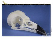 American Crow Skull Carry-all Pouch